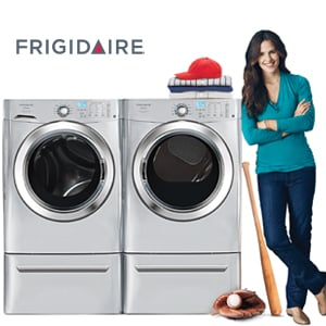 Go to Bat For Save the Children and Enter to Win a Frigidaire Affinity® Washer and Dryer!