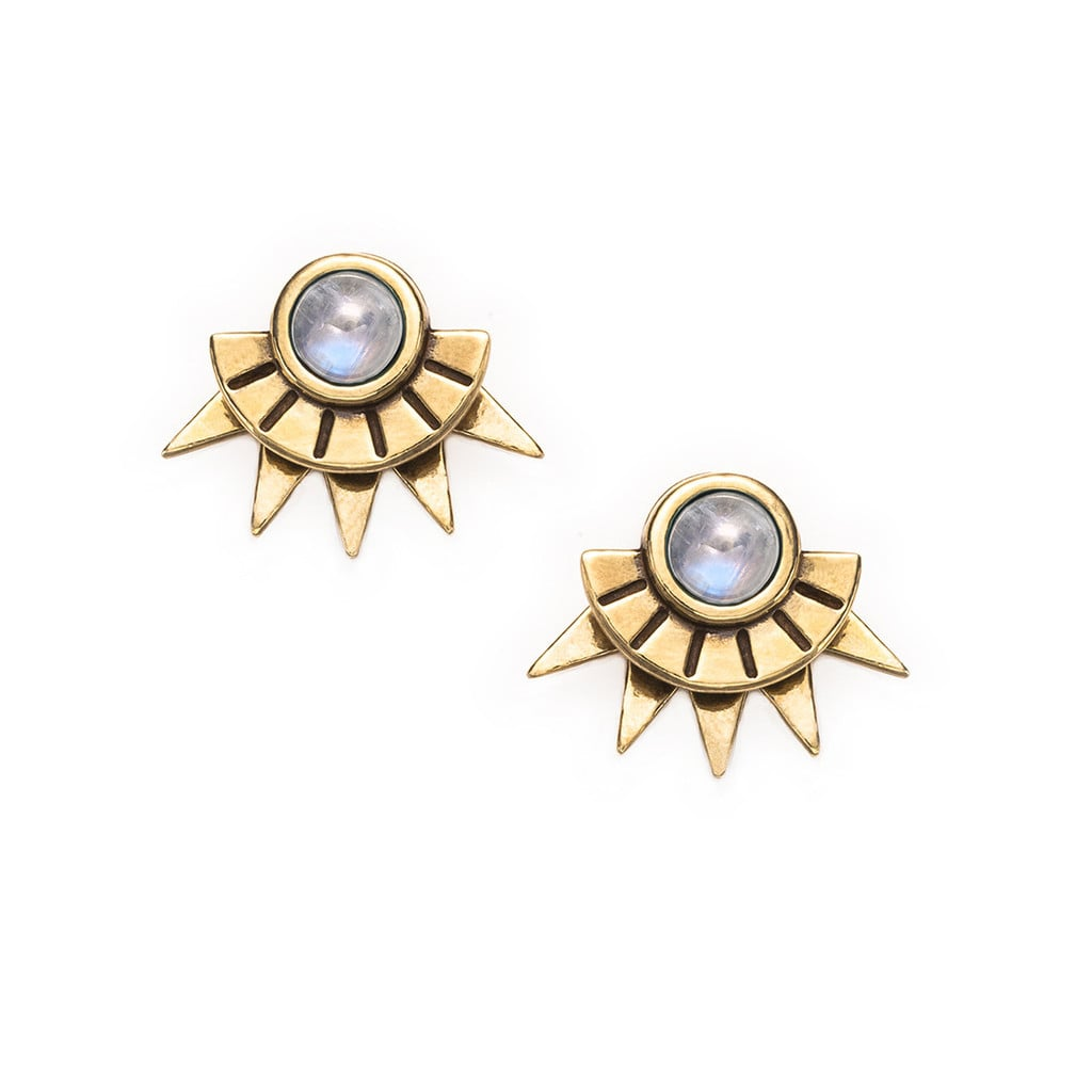 Pamela Love Sun Ray Studs
