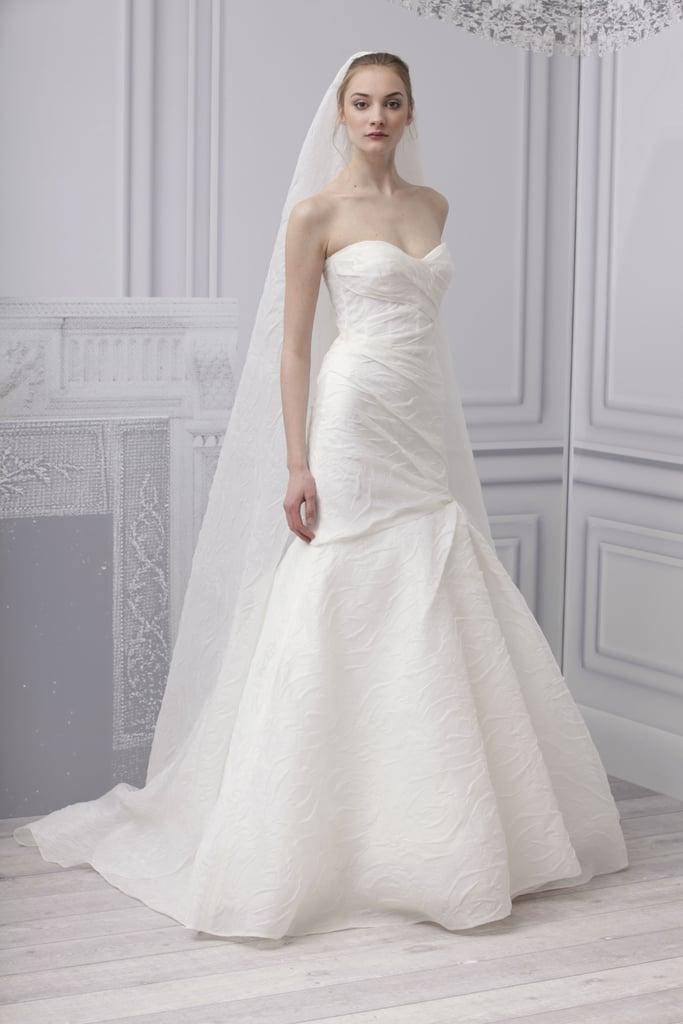 Monique Lhuillier Bridal Spring 2013