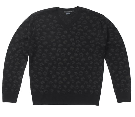 French Connection Kiss Sweater ($45, originally $118)