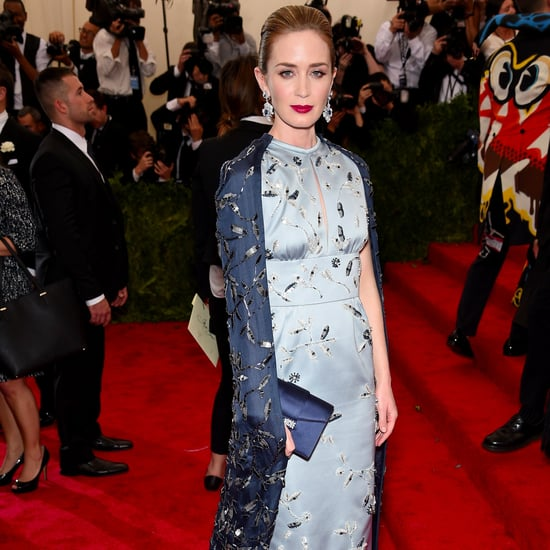British Celebrities at the Met Gala