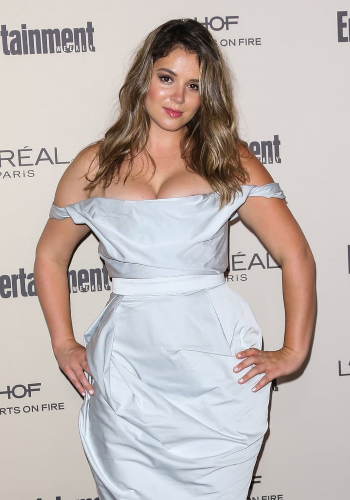 Kether Donohue as a Member of The Pink Ladies