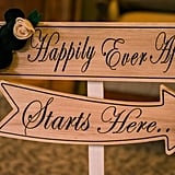 Happily Ever After Signs