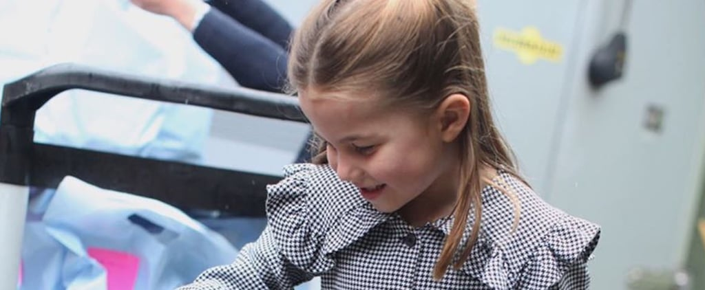 Princess Charlotte's 5th Birthday Pictures