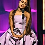 Ariana Grande at Billboard Women in Music 2018 Pictures