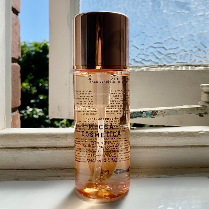 Mecca Cosmetica's Glow-Giver Solution Review