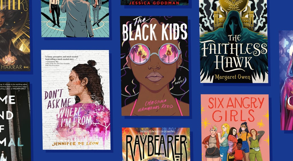 New YA Books in August 2020