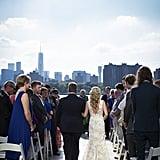 New York City Fourth of July Wedding