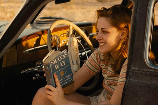 Kristen Stewart in On the Road.   Photo courtesy of MK2 Productions