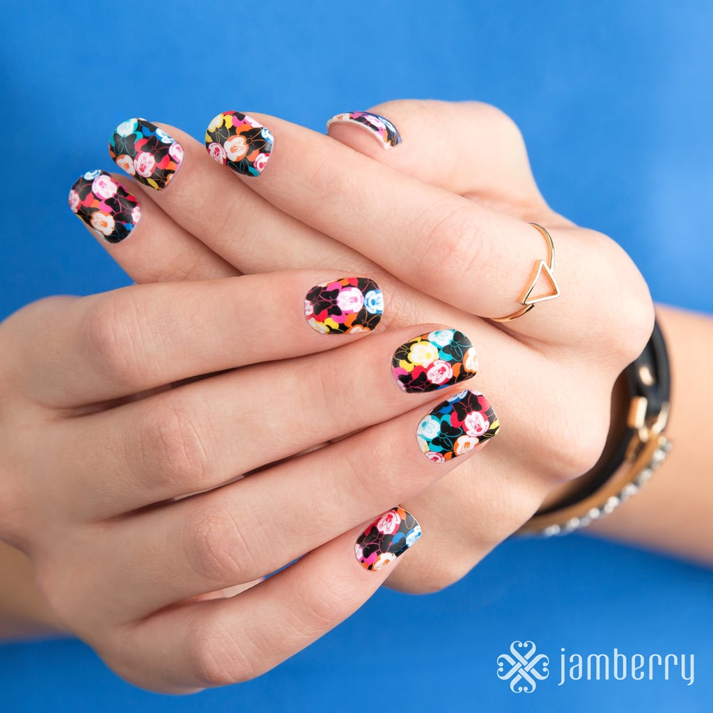 Disney Nail Art: Jamberry Disney Nail Art Wraps
