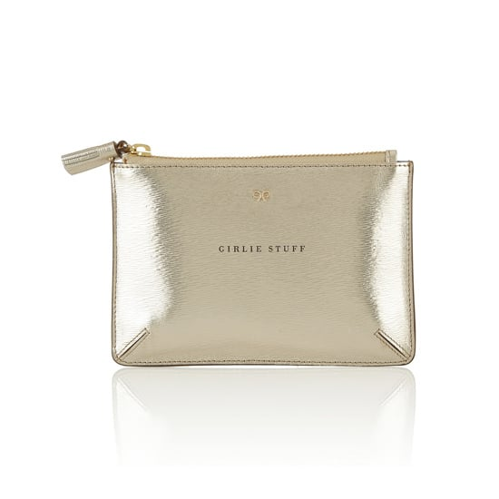 Pouch, $175, Anya Hindmarch at Net-A-Porter