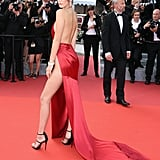 Bella Hadid at Cannes Film Festival May 2016