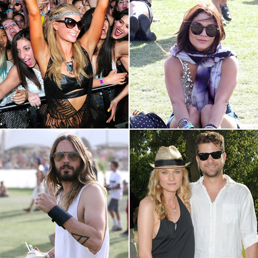 Here's What Celebrities Wore To Coachella This Year: 2019 ...