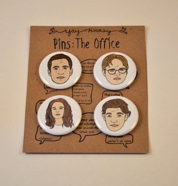 The Office Pins