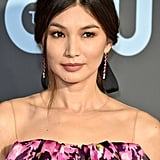 Gemma Chan at the 2019 Critics' Choice Awards