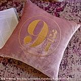 Platform 9 3/4 Pillow Cover ($36)