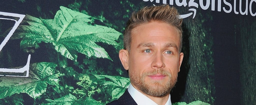 Charlie Hunnam Gushes About His Girlfriend, Reveals How He Prepped to Play a Dad