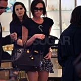Pictures of Victoria Beckham Shopping