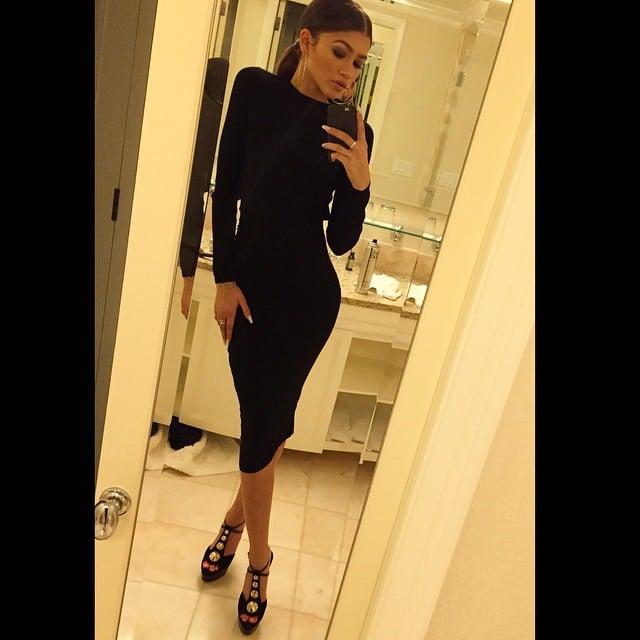 Zendaya's Sexiest Instagram Pictures
