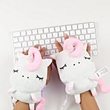 Smoko Angie Unicorn USB Wired Handwarmers