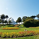 Spend the day at Golden Gate Park.