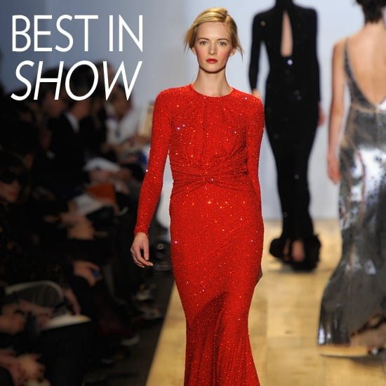 The Best Dresses From New York Fall 2012 Fashion Week We Want To See on the Red Carpet.