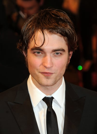 Robert Pattinson's New Haircut