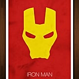 Iron Man Avenger Art Print ($12)