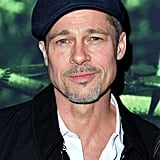 He looked so content at the premiere of The Lost City of Z in April that I decided to let this newsboy cap slide.