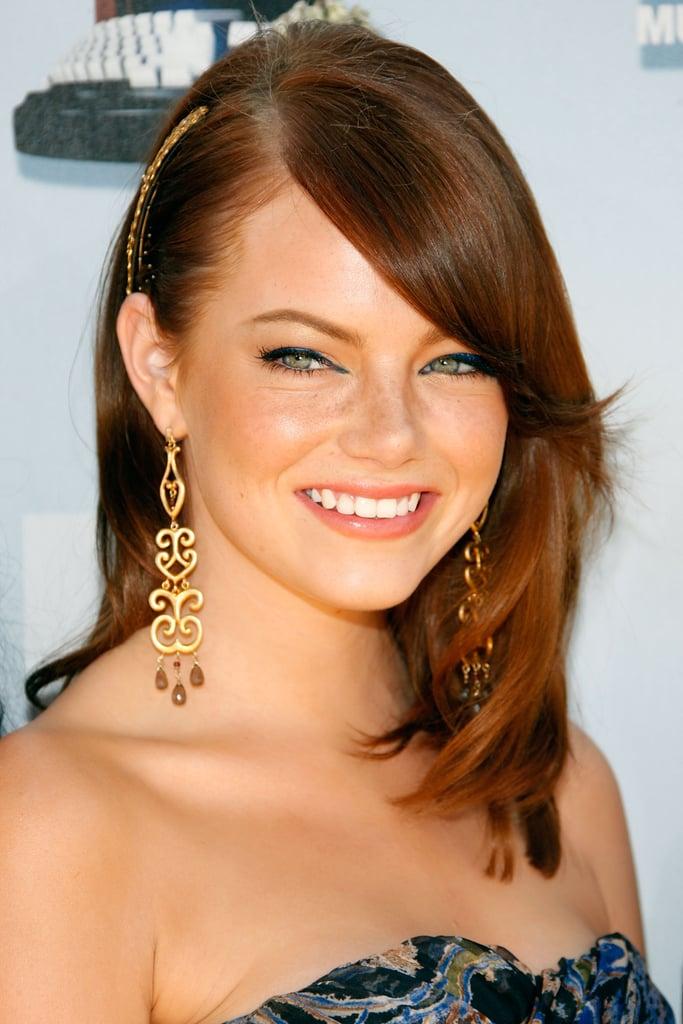 2008: Emma Stone