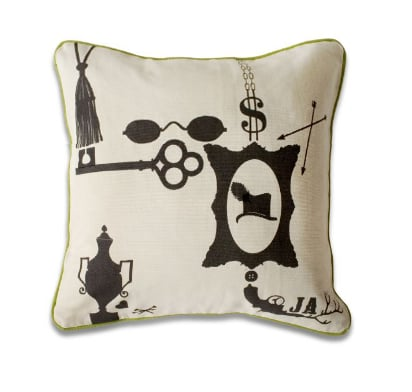 Love It or Hate It? Surrealist Collage Pillow