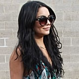 Vanessa Hudgens gets spotted in an oversize pair.
