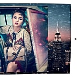 Selena Gomez's Coach Holiday Campaign 2018