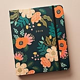Rifle Paper Co. Moonlit Garden 2017-2018 Planner
