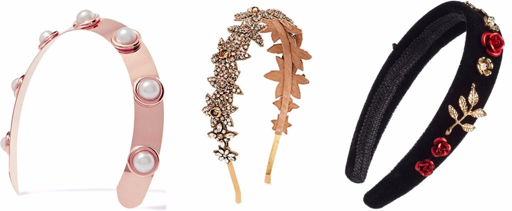Pinterest Searches For Hair Accessories Are Up 400%, So We Found The Prettiest Ones