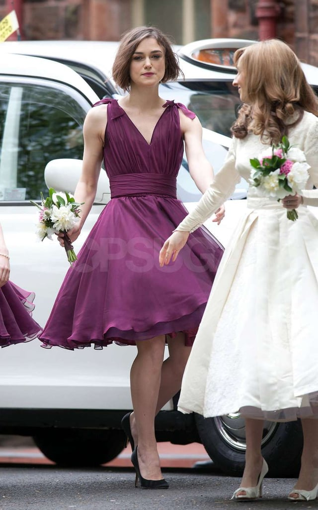 Pictures of Keira Knightley as Bridesmaid | POPSUGAR Celebrity Photo 8