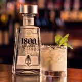 Winter Coconut Cocktail Recipe