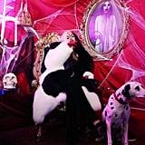 Cardi B as Cruella de Vil