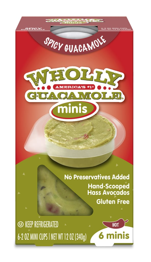 Wholly Guacamole Spicy Minis
