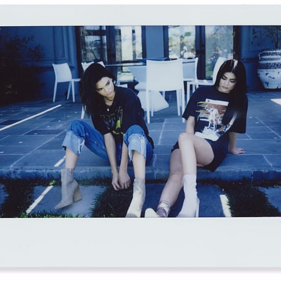 Kendall and Kylie Vintage T-Shirt Collection