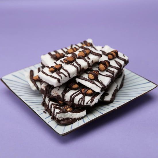 Recipe for Vegan Almond Joy