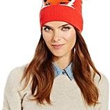 Kate Spade Fox Beanie