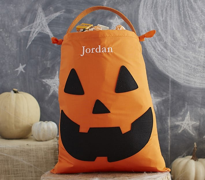 Pumpkin Pillowcase Tote
