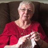 At 90 Years Old, This Great-Grandma Has Knit Over 2,000 Hats For Newborn Babies