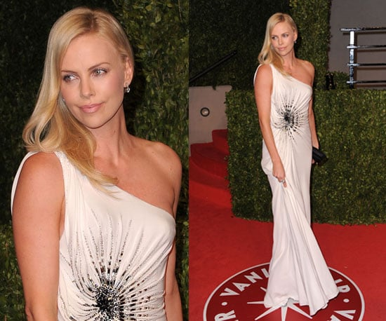 Charlize Theron at Oscars 2011
