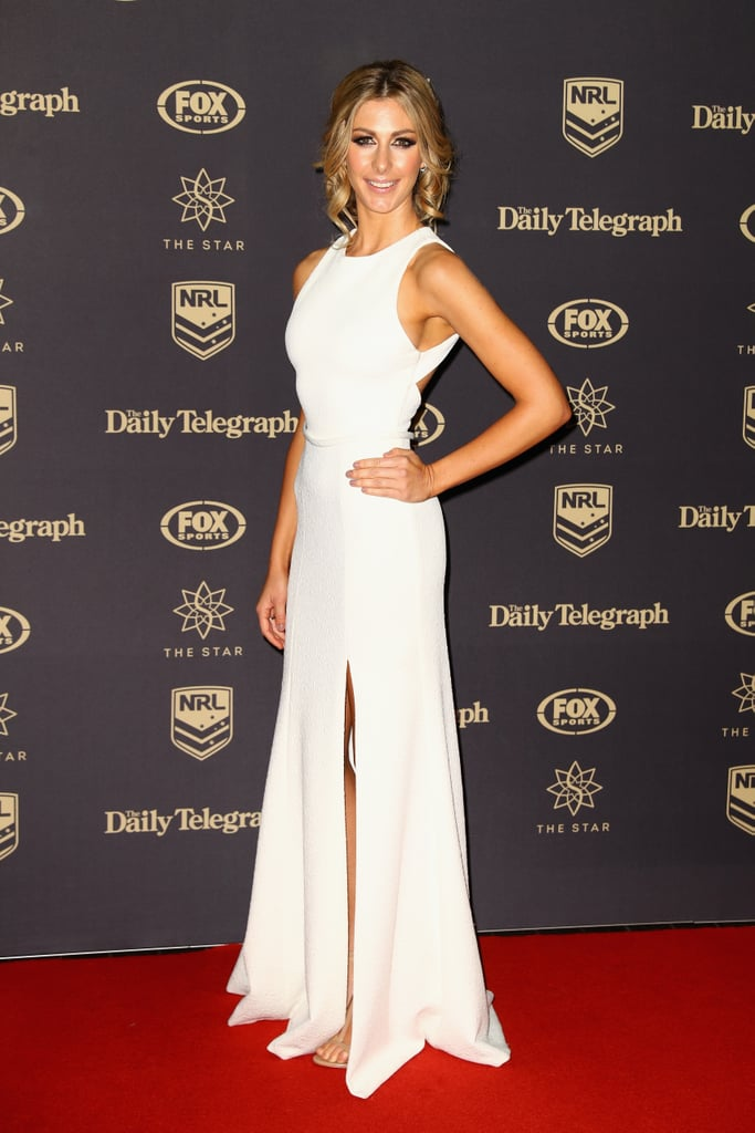 Louise Ransome 2016 Dally M Wags Red Carpet Dresses