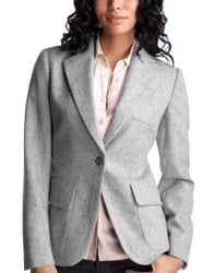 The Gap wool blazer