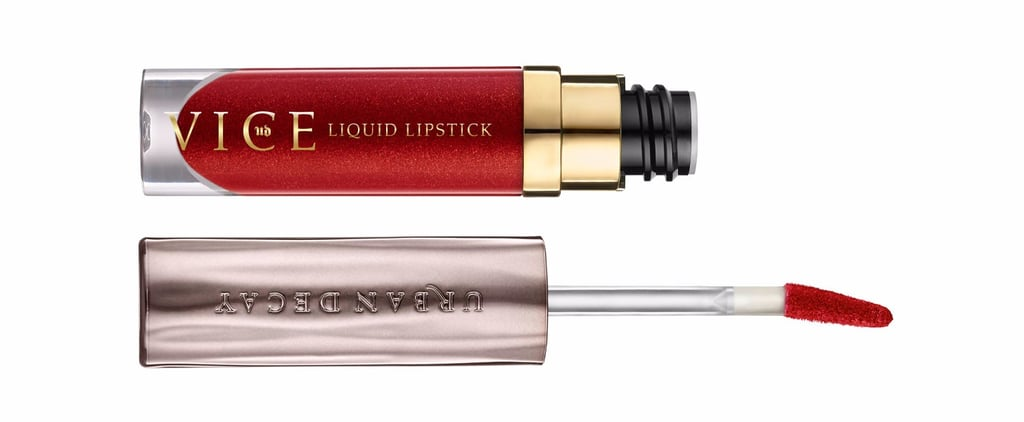 See Every Shade (and Swatch!) of Urban Decay's New Liquid Lipstick Range