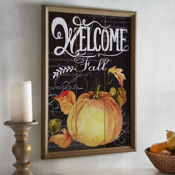 Fall Decor From Pier 1 Imports