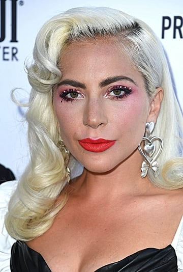 Lady Gaga Makeup Daily Front Row Awards